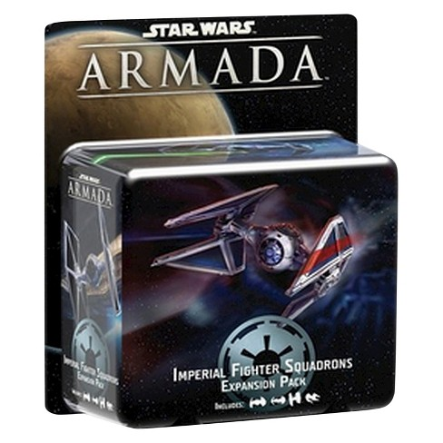 Star Wars Armada Game Imperial Fighter Squadrons Expansion Pack - image 1 of 2