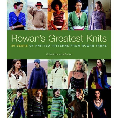 Rowan's Greatest Knits - by  Kate Buller (Hardcover) - image 1 of 1