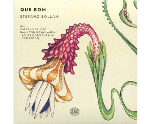 Stefano Bollani - Que Bom (CD) - image 1 of 1