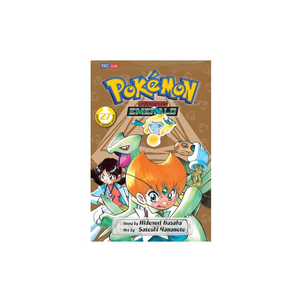 Pokemon Adventures 27 (Paperback)