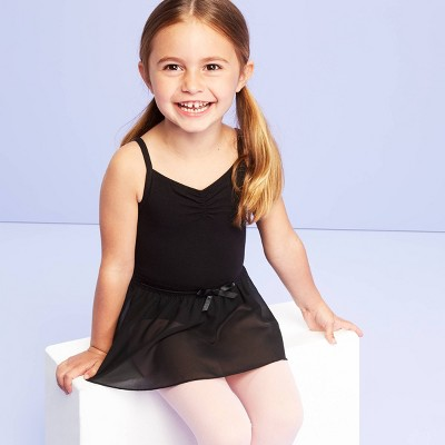 Toddler Girls' Moonbeams Dancewear Skirt - More than Magic™ Black