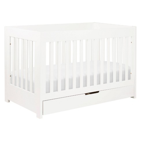 Babyletto Mercer 3-in-1 Convertible Crib with Toddler Rail - image 1 of 4