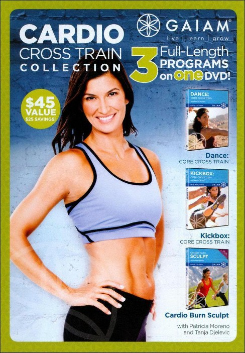 Cardio Cross Train Collection (DVD) - image 1 of 1