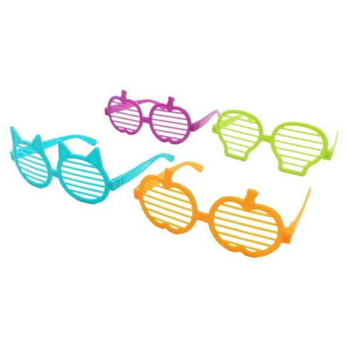 12ct Fun Glasses Party Favors - Hyde and Eek! Boutique™ : Target