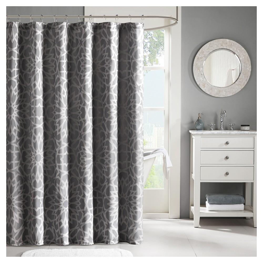 Shower Curtain - Gray, Shower Curtain