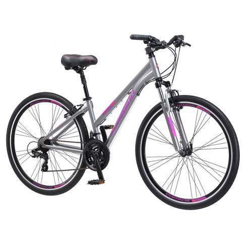Schwinn Hybrid Bike Women's Trailway - Gray 28