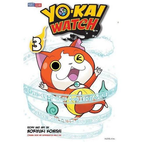 Yo-Kai Watch, Vol. 3 - by  Noriyuki Konishi (Paperback) - image 1 of 1