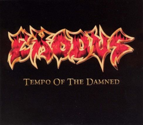 Exodus - Tempo of the damned (CD) - image 1 of 1