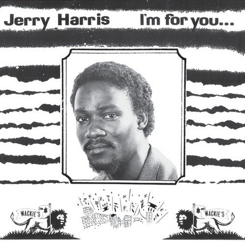 Jerry harris - I'm for you i'm for me (CD) - image 1 of 1