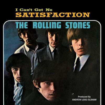 The Rolling Stones - (I Can't Get No) Satisfaction (55th Anniversary Edition) (LP) (Emerald) (Vinyl)