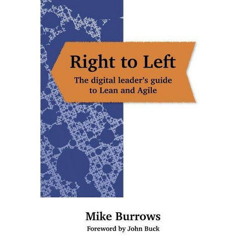 Right to Left - by  Mike Burrows (Paperback) - image 1 of 1