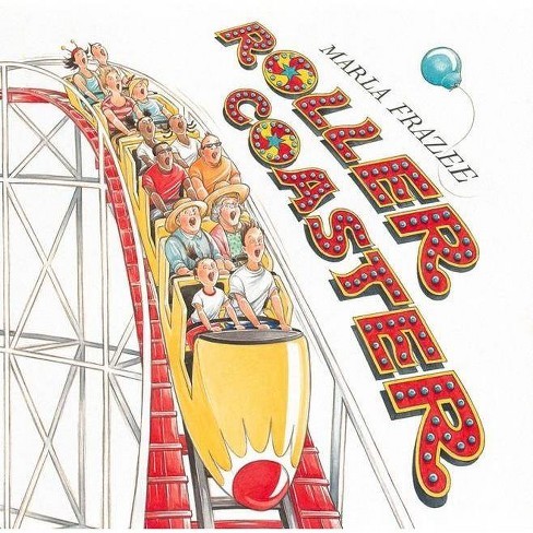 Roller Coaster - by  Marla Frazee (Hardcover) - image 1 of 1
