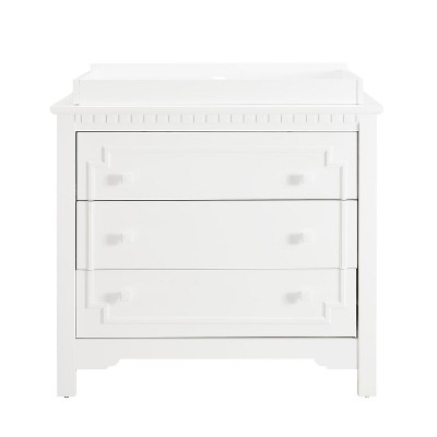 Baby Relax Edgemont Dresser & Topper - White
