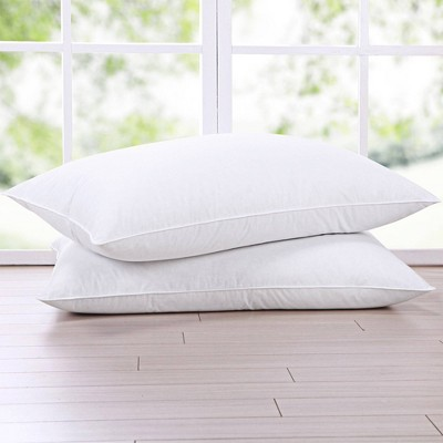 Standard 2pk Feather Blend Bed Pillow - St. James Home