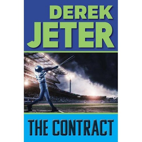 The Contract (With)(Hardcover) by Derek Jeter, Paul Mantell - image 1 of 1