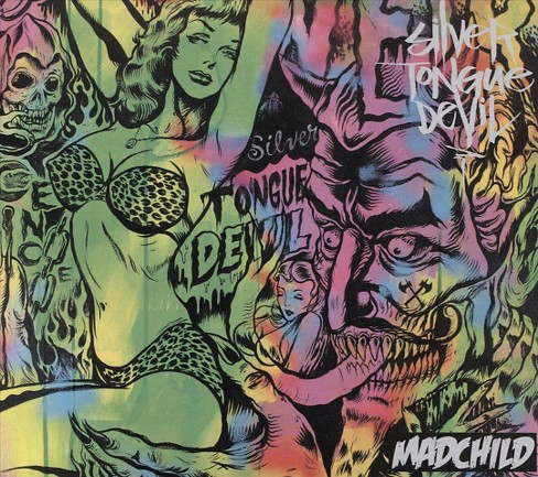 Madchild - Silver tongue devil [Explicit Lyrics] (CD) - image 1 of 1