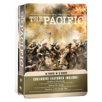 The Pacific (6 Discs)+ Bonus Disc - Only at Target