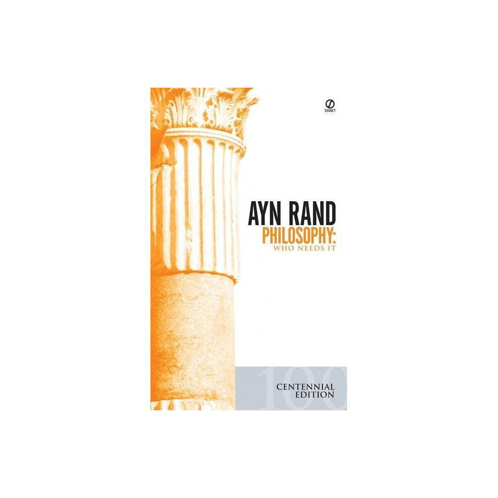 Philosophy Ayn Rand Library By Ayn Rand Paperback