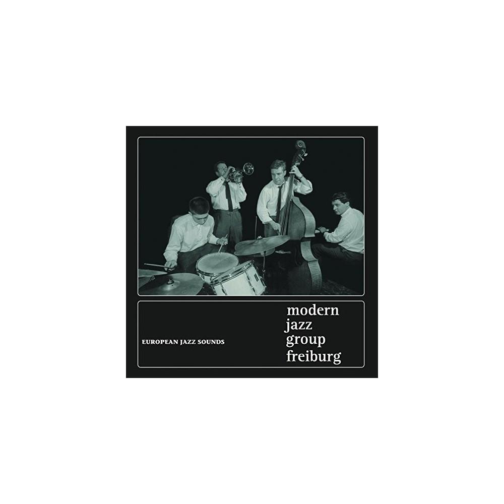 Modern Jazz Group Fr - European Jazz Sounds (Vinyl)