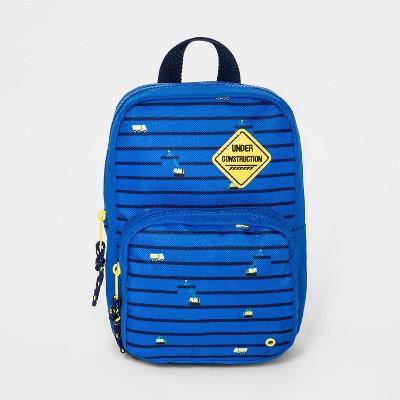 Toddler Boys' Construction Print Backpack - Cat & Jack™