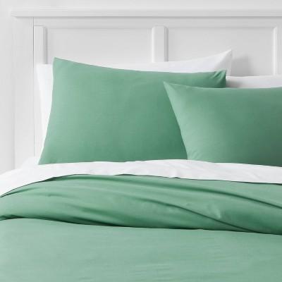 Easy-Care Duvet Cover & Sham Set - Room Essentials™