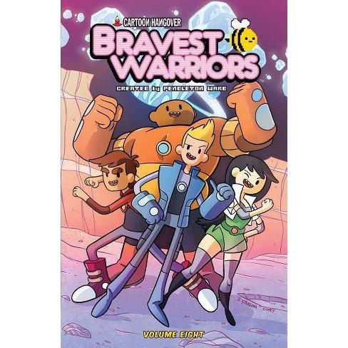 Bravest Warriors Vol. 8 - by  Kate Leth & Pranas Naujokaitis (Paperback) - image 1 of 1