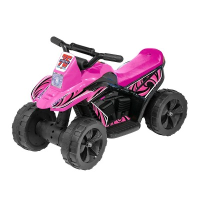 Kid Motorz 6V Little Ryderz Powered Ride-On - Pink