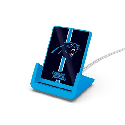 NFL Carolina Panthers Wireless Charging Stand