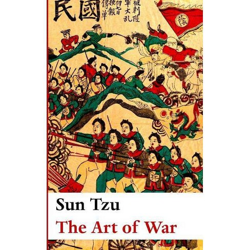 The Art of War - by  Sun Tzu (Paperback) - image 1 of 1