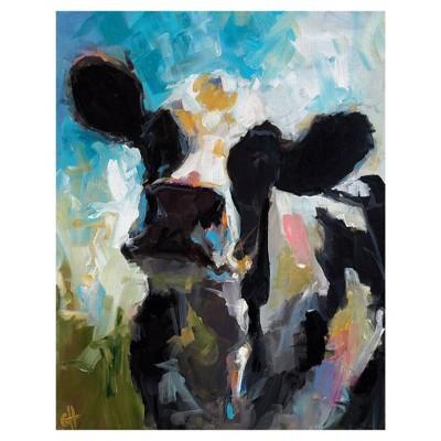 """22"""" x 28"""" Daisy by Cari Humphry Art on Canvas - Fine Art Canvas"""