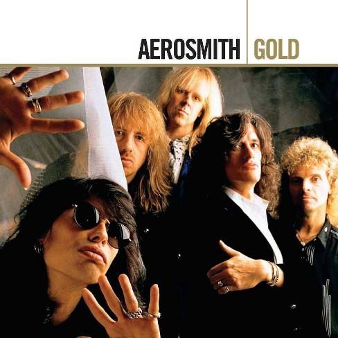 Aerosmith - Gold (CD) - image 1 of 1