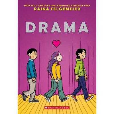 Drama (Paperback) by Raina Telgemeier
