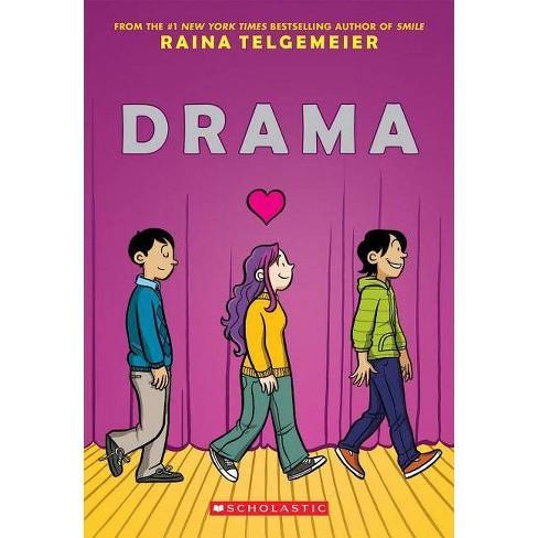 Drama (Paperback) by Raina Telgemeier - image 1 of 2