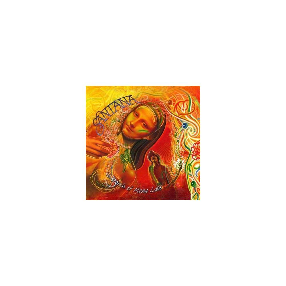 Santana In Search Of Mona Lisa Cd