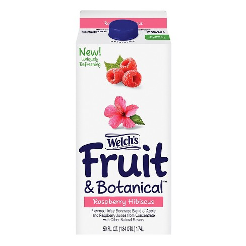 Welch's Fruit and Botanical Raspberry Hibiscus Juice 59 oz - image 1 of 1