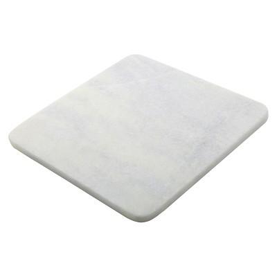 Thirstystone Marble Trivet - White