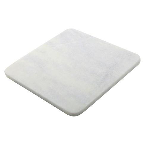 Thirstystone Marble Trivet - White - image 1 of 2