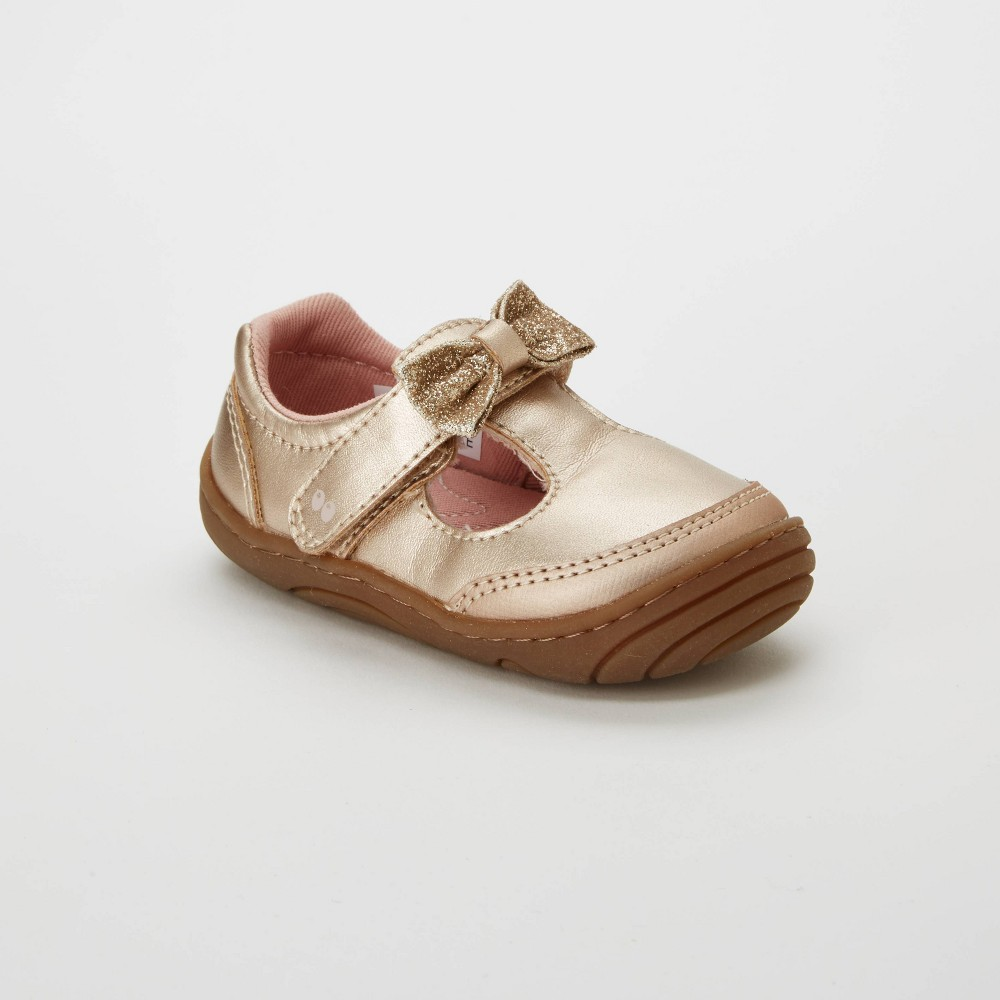 Image of Baby Girls' Surprize by Stride Rite Cecilia Mary Jane - Pink Rose 3, Girl's