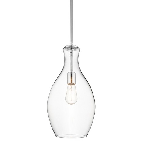 "Kichler 42047 Everly 9"" Wide Pendant - image 1 of 4"