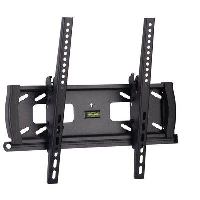 Monoprice Commercial Series Tilt TV Wall Mount Bracket For TVs 32in to 55in, Max Weight 99lbs, VESA Patterns Up to 400x4