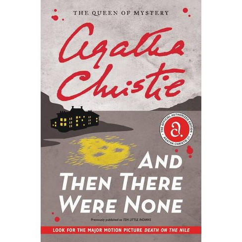 And Then There Were None - (Agatha Christie Mysteries Collection (Paperback)) by  Agatha Christie (Paperback) - image 1 of 1