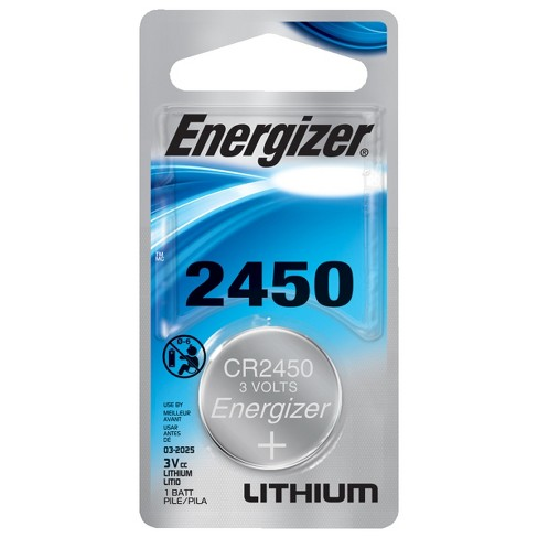 Energizer 2450 Battery 1 ct (ECR2450BP) - image 1 of 1