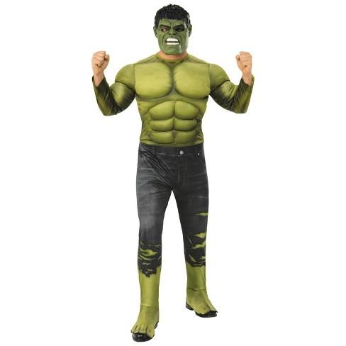 Men's Marvel Avengers Infinity War Hulk Halloween Costume - image 1 of 1