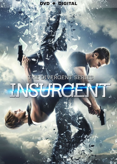 The Divergent Series: Insurgent [Includes Digital Copy] [Ultraviolet] - image 1 of 1