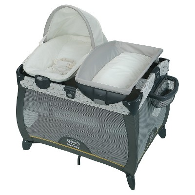 Graco® Quick Connect with Portable Napper Playard - Teddy
