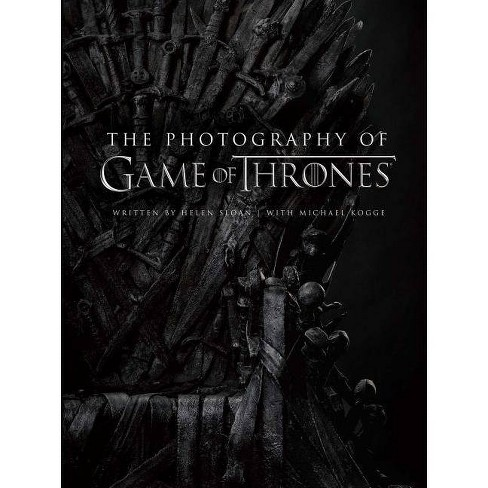 The Photography Of Game Of Thrones The Official Photo Book Of Season 1 To Season 8 Hardcover