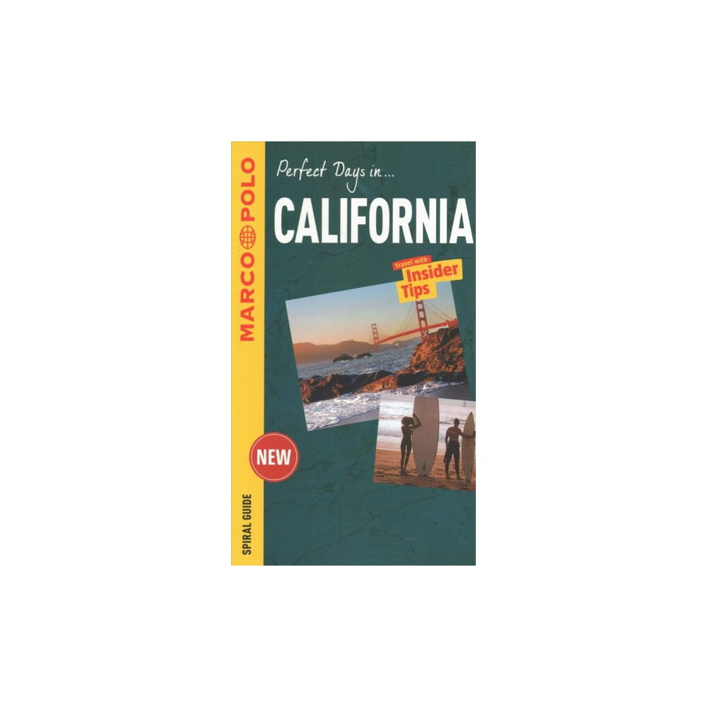 Marco Polo Perfect Days in California - (Paperback)