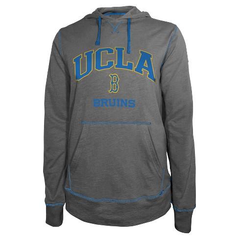 NCAA UCLA Bruins Men s Lightweight Hooded Sweatshirt   Target 91cb88bcd