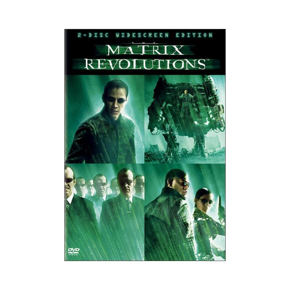 The Matrix Revolutions (With Movie Cash) (dvd_video)
