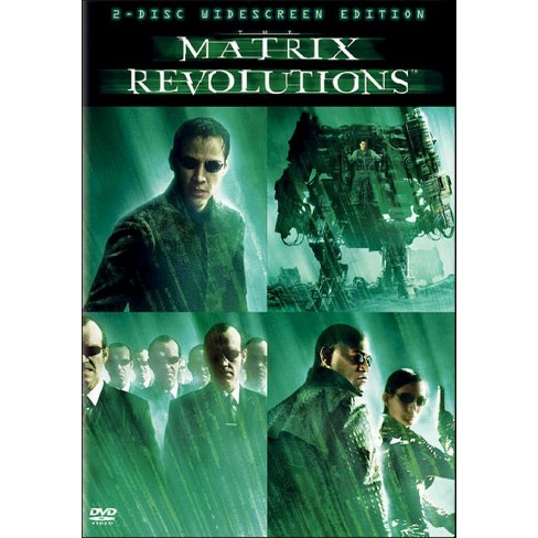 The Matrix Revolutions (With Movie Cash) (dvd_video) - image 1 of 1